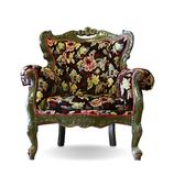 кресло роскошное Стоковые Изображения