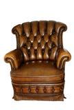 кресло старое стоковые изображения