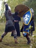 крестоносец нападения к стоковая фотография rf