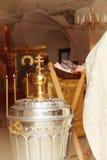 Кресты церковной службы стоковые фото