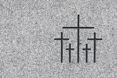 кресты Стоковые Изображения RF
