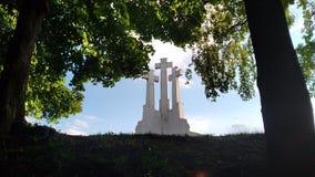 кресты 3 стоковая фотография