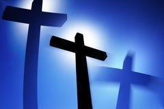 кресты 3 Стоковые Фотографии RF