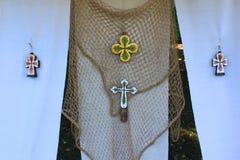 кресты Стоковые Фотографии RF
