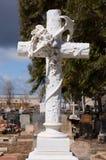 крест анкера Стоковые Фото