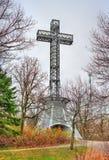 Крест держателя королевский, построенный в 1924 - Монреаль, Канада Стоковое Изображение