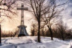 Крест держателя королевский Стоковые Фотографии RF