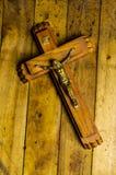Крест Иисуса стоковое изображение