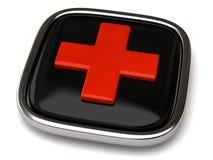 крест кнопки бесплатная иллюстрация