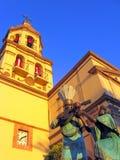 крест монастыря Стоковое Фото