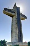 Крест наблюдателя в Ponce, Пуэрто-Рико Стоковые Изображения