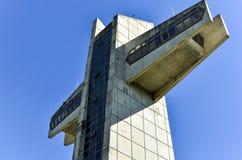 Крест наблюдателя в Ponce, Пуэрто-Рико Стоковая Фотография RF
