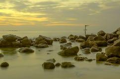 Крест для рыболова Стоковая Фотография RF