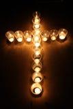 крест Стоковая Фотография RF