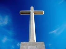 крест 2 христианок Стоковые Изображения