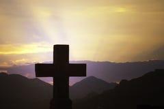 крест Стоковое Изображение