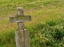 крест Стоковое фото RF