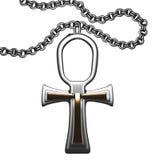 крест ankh Стоковое фото RF