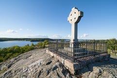 Крест Birka Ansgars Стоковая Фотография