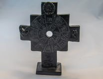 Крест Chakana Стоковое фото RF