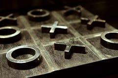 Крест Criss Стоковая Фотография