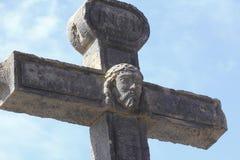 крест i Стоковое Изображение