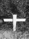 Крест Ike урагана Стоковые Изображения