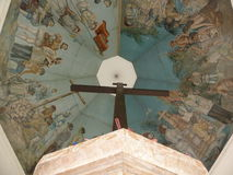 Крест Magellan стоковое изображение