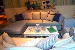 Кресла живущей комнаты Стоковое Изображение