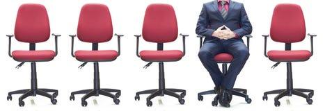 Кресла офиса Стоковое Изображение RF