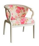 Кресло картины цветка Стоковая Фотография RF