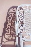 Кресло-качалка со своей тенью Стоковые Фотографии RF
