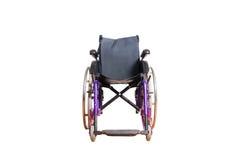Кресло-коляска для устранимых людей Стоковое Фото