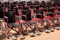 Кресло-коляскы стоковое фото rf