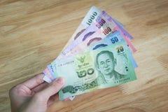кредитка тайская Стоковые Фотографии RF