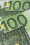 Кредитки евро Стоковое Фото