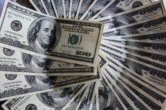 Кредитки долларов США Стоковое фото RF