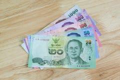 кредитки тайские Стоковая Фотография RF