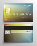 Кредитная карточка Стоковое фото RF