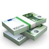 Примечания евро бесплатная иллюстрация