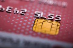 кредит карточки близкий вверх Стоковая Фотография