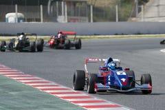 Кредо Erwin водителя Команда Motorsport формулы Стоковые Изображения RF