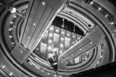 Кривая в моле Стоковые Фотографии RF