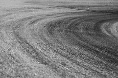 Кривая гонок Стоковая Фотография RF