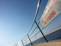 Кривая моря Стоковое Изображение RF
