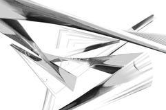 кривые Стоковое Изображение RF