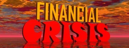 кризис финансовохозяйственный бесплатная иллюстрация