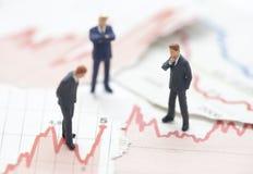 кризис финансовохозяйственный стоковая фотография rf