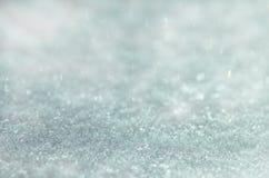 Кристаллическая абстрактная текстура снежинки Стоковые Изображения RF