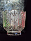 кристаллическая ваза Стоковое Изображение RF